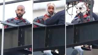 Will Smith infossa la maschera di Deadshot