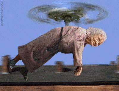 GIF granny