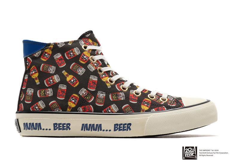 La foto del modello dedicato alla birra Duff