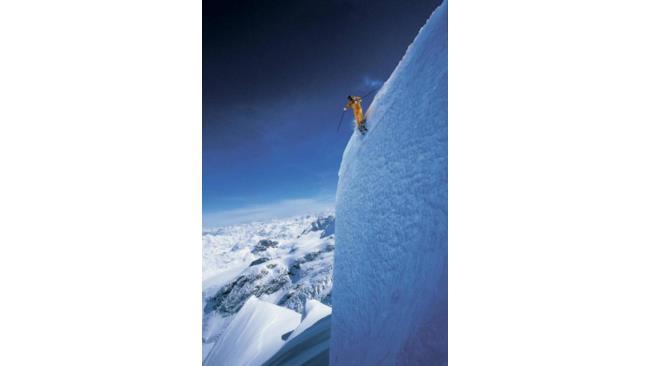 Sciare pericolosamente