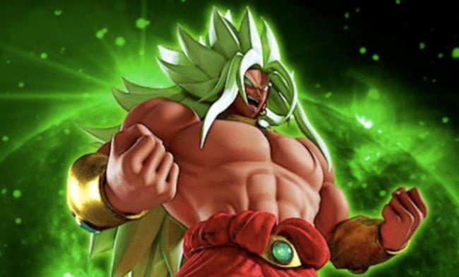 Il temibile Broly è pronto a trasformarsi in Super Sayan God