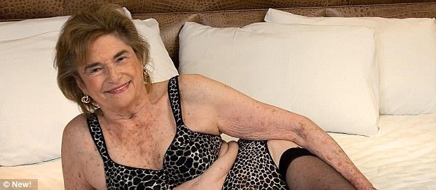 Sheila Vogel la nonna prostituta