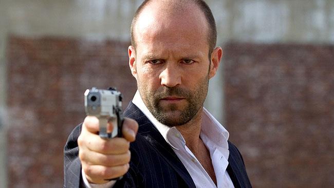 L'attore Jason Statham