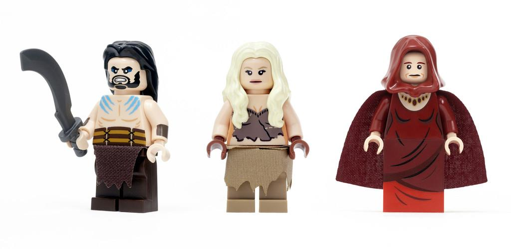 Set Lego Game of Thrones