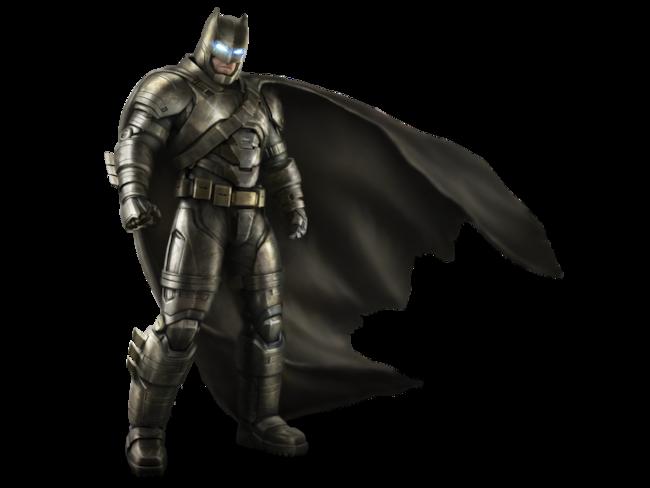 Il nuovo costume di Batman in Dawn of Justice