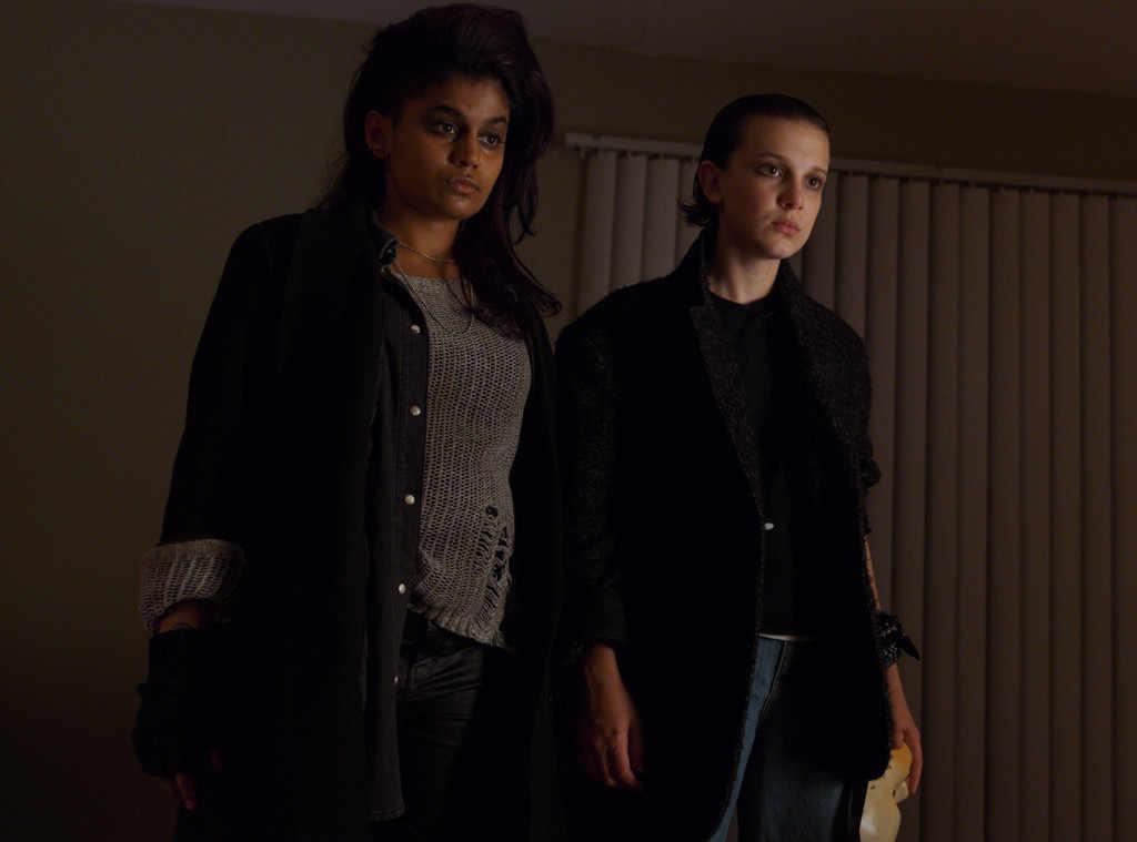 Kali ed Undici, sue sorelle