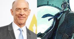 Justice League: J.K. Simmons sarà il commissario Gordon