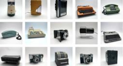 Alcuni fra i dispositivi vintage del progetto Conserve the Sound
