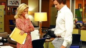 Will Ferrell in Anchorman - La leggenda di Ron Burgundy