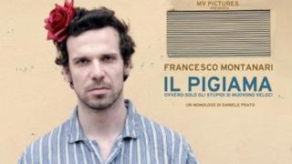 "Super Cane in ""Il pigiama"" soffre per amore..."