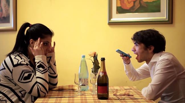 """Immagine del video dei Nirkiop """"Chi incontri al primo appuntamento"""""""