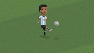 Episodio di Argentina Germania con Garay senza scarpa