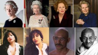20 attori uguali ai personaggi che interpretano part.I