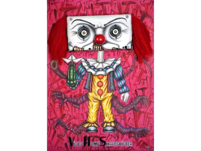 VHS in versione Pennywise