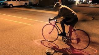 Bikesphere in funzione, il sistema di sicurezza inventato da Michelin