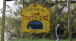 L'ingresso del Camp Crystal Lake