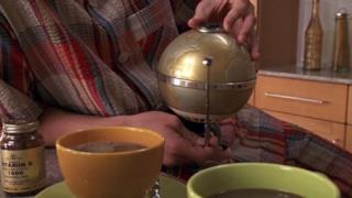 Una scena di The Truman Show