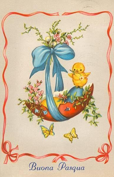 Biglietto di auguri di Buona Pasqua - Immagini per auguri di Buona Pasqua