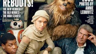 La copertina di Vanity Fair dedicata a Star Wars 7
