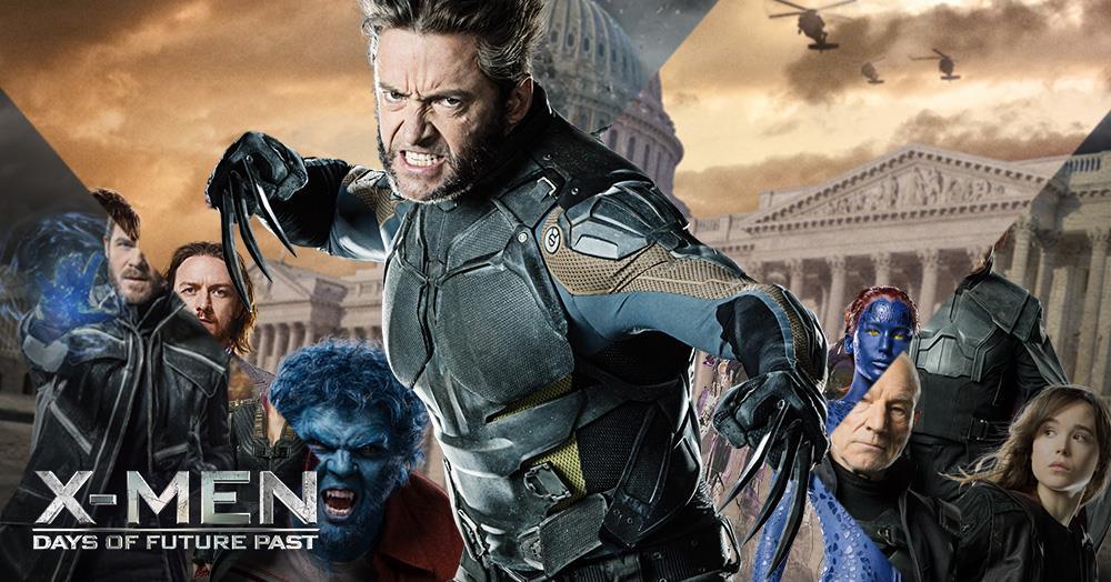 X-Men: promo poster di Giorni di Un Futuro Passato