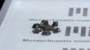 Stampante 3D di disegni magnetici