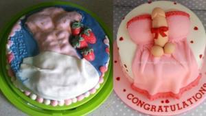Galleria di terrificanti torte di addio al nubilato