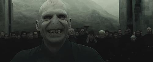 GIF Voldemort