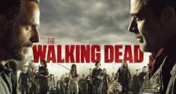 I protagonisti di The Walking Dead in un poster promozionale per l'ottava stagione