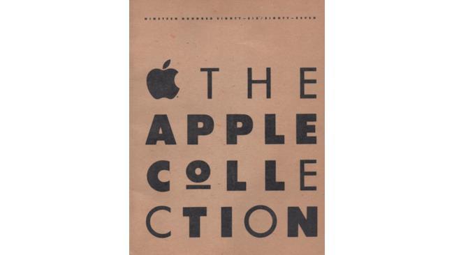 La copertina della collezione