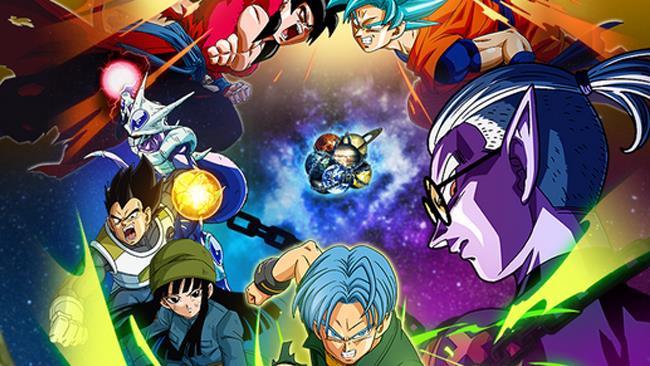 Dragon Ball Heroes: Prison Planet