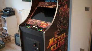 Il cabinet originale di Metal Slug