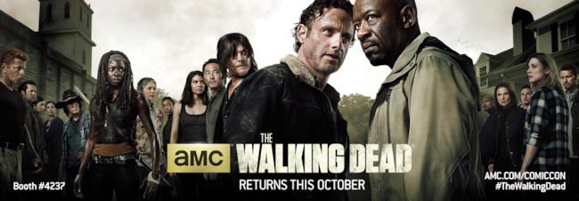 Immagine promozionale della Stagione 6 di The Walking Dead