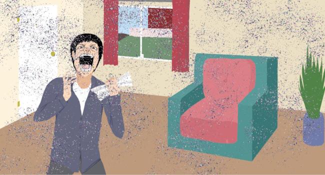 I risultati di una vendetta al glitter