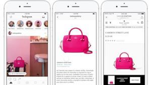 Un esempio di prodotto acquistabile su Instagram tramite la nuova funzionalità Shopping