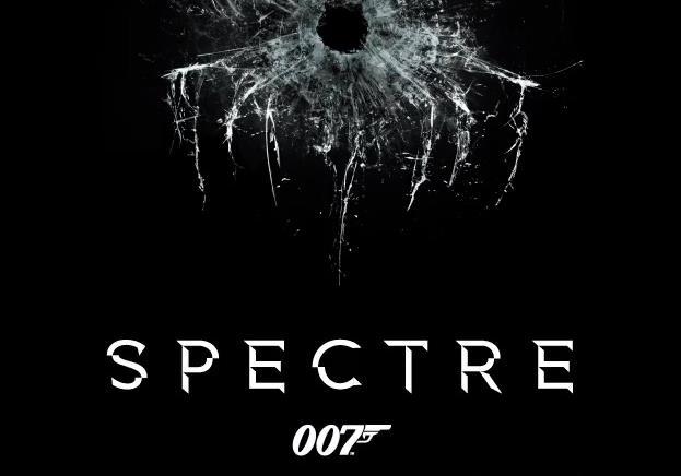 Locandina e logo del film di James Bond Spectre
