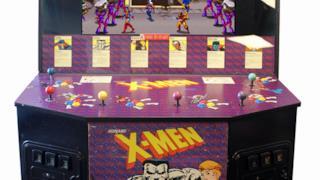 Il cabinet originale di X-Men