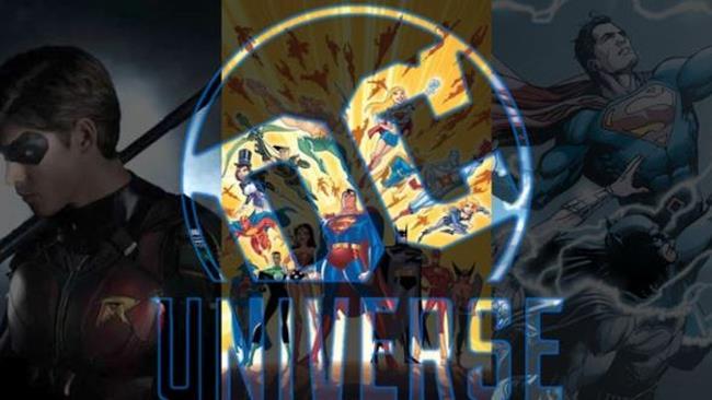 In arrivo la piattaforma streaming dedicata al DC Universe