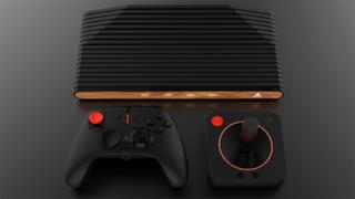 Logo per la presentazione di Atari VCS