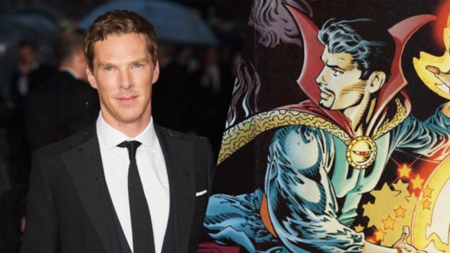 Il personaggio di Martin Freeman potrebbe avere legami col Doctor Strange di Benedict Cumberbatch