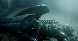 Alieno Xenomorfo in Prometheus