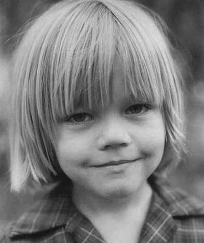 Un'immagine di Leonardo DiCaprio da adolescente