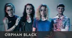Diversi personaggi di Orphan Black interpretati da Tatiana Maslany