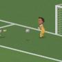 Mario Götze segna contro l'Argentina, a 8-bit