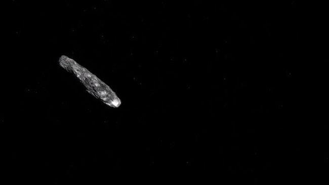 Ecco come potrebbe apparire il gigante dello spazio