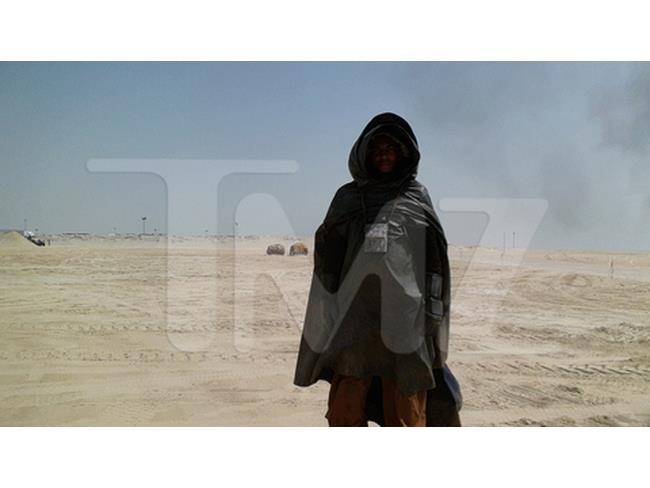 Foto da Star Wars 7: personaggio di Tatooine