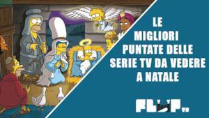 I Simpson ricreano il presepe