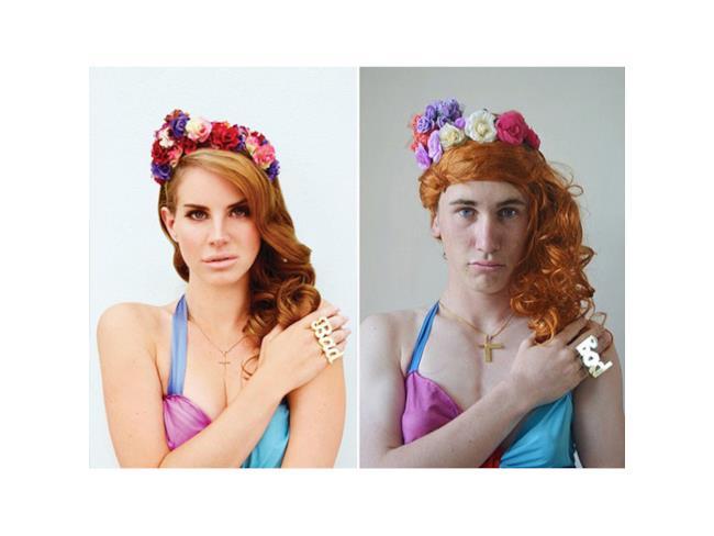 Versione low cost di Lana Del Rey