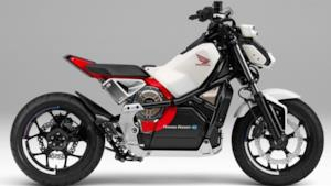 L'Honda Riding Assist-E