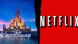 La rottura fra Disney e Netflix diventa sfida dura