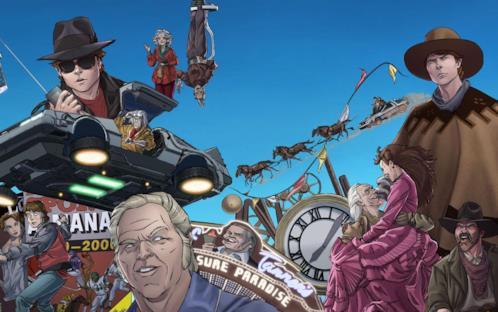 La mini-serie a fumetti di Ritorno al Futuro è una buona idea?